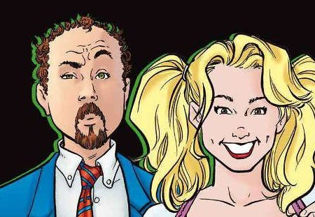 STRANGERS IN PARADISE #5 (TERRY MOORE)